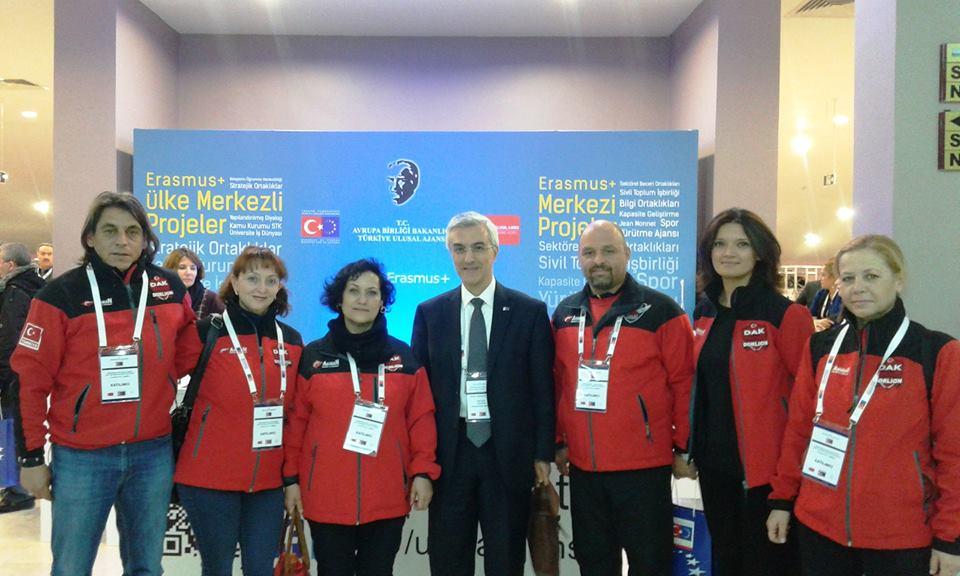 Türkiye'nin AB'ye Üyelik Süreci Konferansı