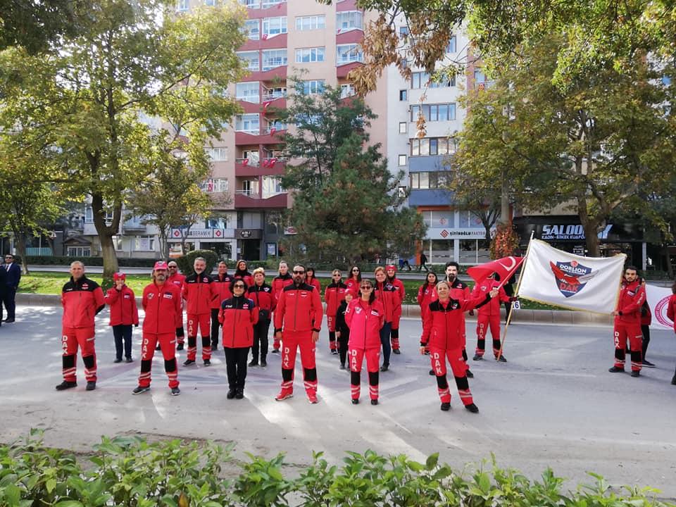 29 Ekim Cumhuriyet Bayramı Korteji resim-2