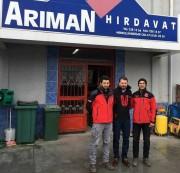 ARIMAN LTD.ŞTİ' ni Ziyaret
