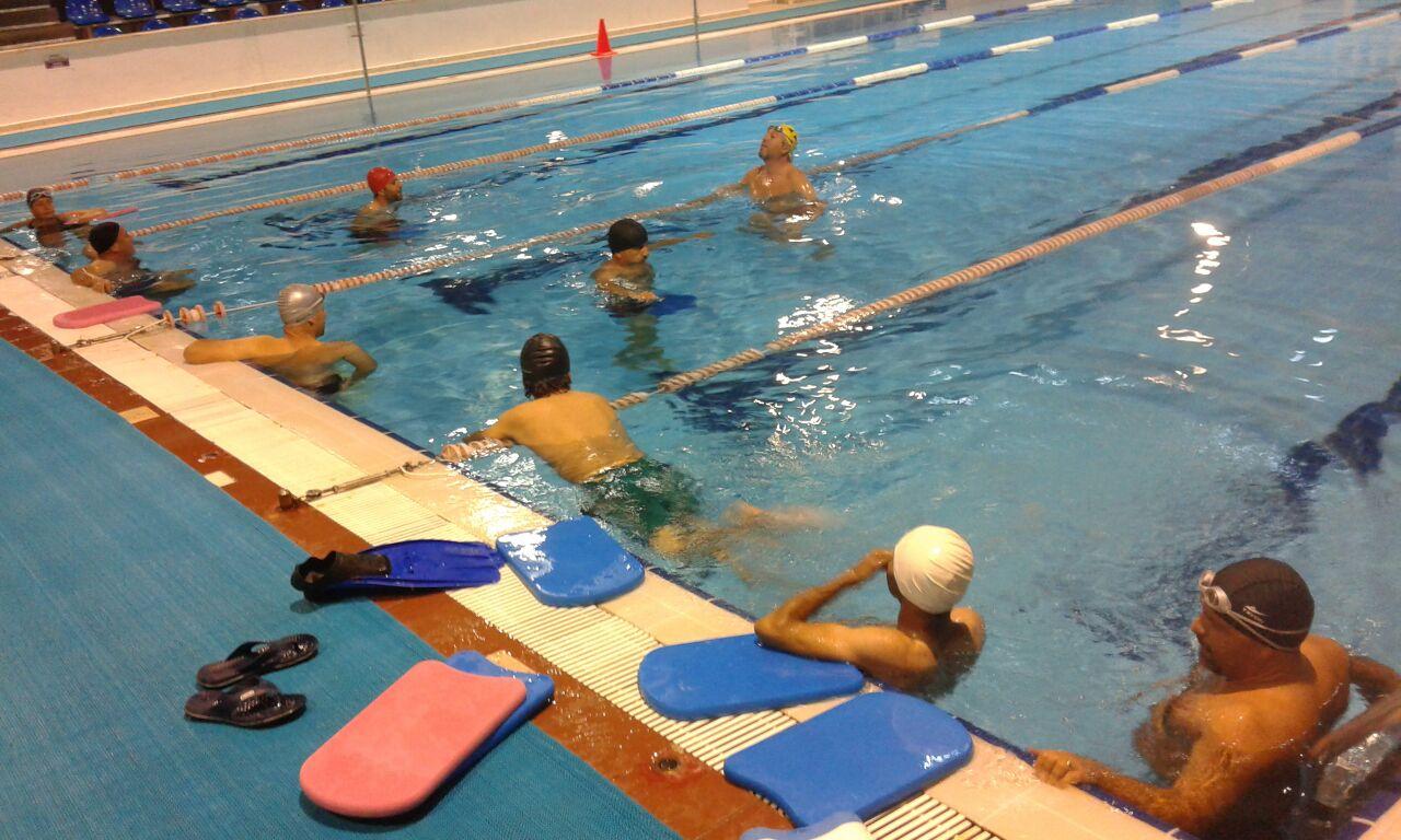 Havuz Kurtarma Eğitimi